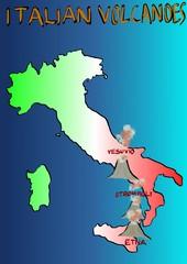 Italian volcanoes