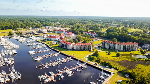 Intercoastal marina