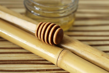 Honey for massage