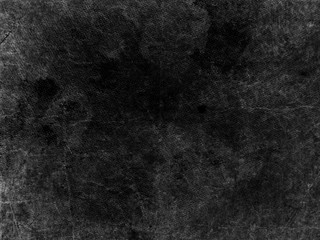 Black grunge paper texture for background