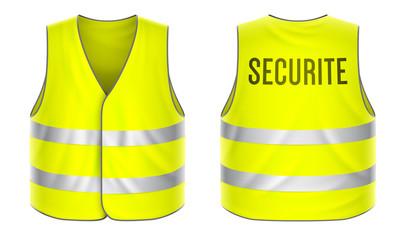 Gilet de sécurité vectoriel 3