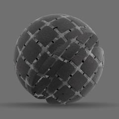 Concrete Fabric Square