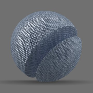 Polyester3Dknit Mesh Net