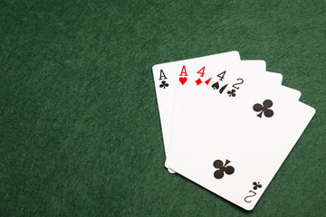 Poker Hands - Two Pairs