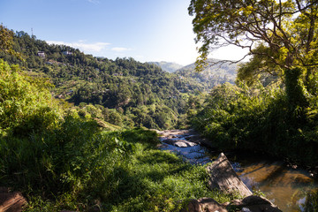 Landschaft bei Ella, Sri Lanka