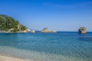 Ionian Sea - Parga, Preveza, Greece