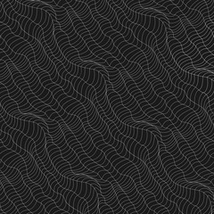 Abstract background of doodle hand drawn lines. Colorful pattern. Abstract doodle pattern