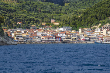 Greece - Parga resort - Ionian Sea