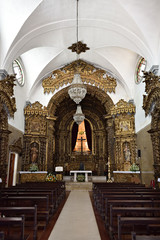 Vera Cruz church in Aveiro, Portugal