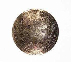 Shield, ancient emblem