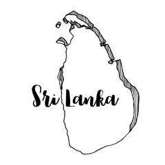 Sri Lanka Map photos, royalty-free images, graphics, vectors ...