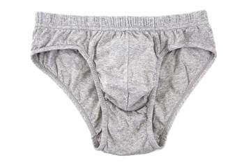 men underwear isolated on white background.man underwear isolated