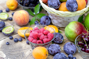 Healthy seasonal fruit in your diet make effect on your health