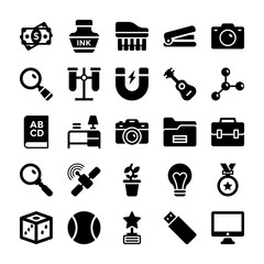 School and Education Vector Icons 6