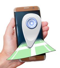 navigation ortung smartphone