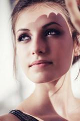 Beautiful Teen Beauty Portrait