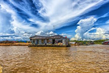 LAKE TONLE SAP, COMBODIA