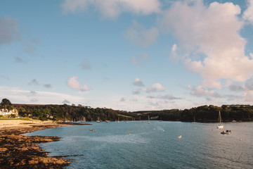 Coast in St Mawes