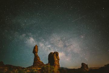 Stars in the Desert