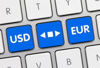 USD or EUR