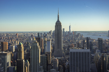 Fotomurales - Amazing New York City Skyline - NYC - USA