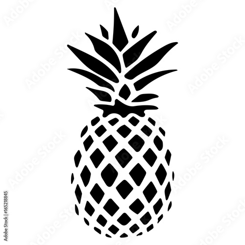 Ananas Logo Fichier Vectoriel Libre De Droits Sur La Banque D
