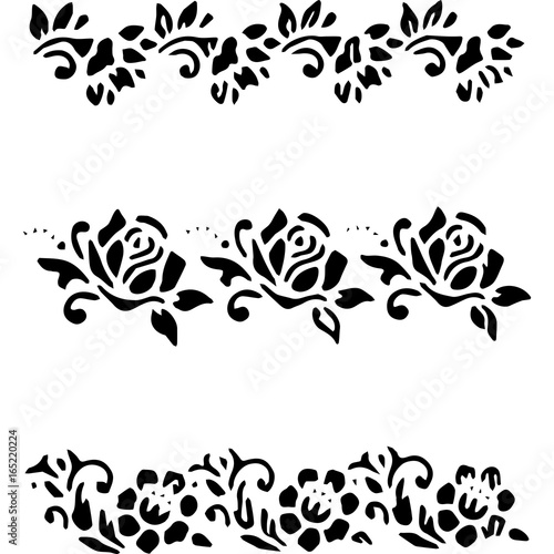 Cornici Floreali Stock Image And Royalty Free Vector Files On