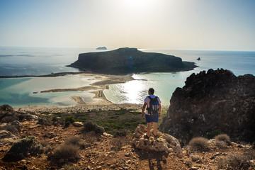 beautiful beaches of Greece - Crete Balos bay