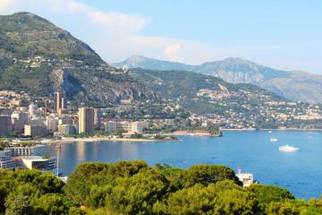 Monaco - Monte-Carlo view