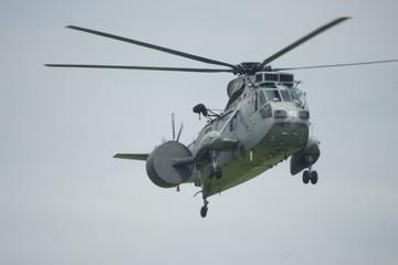 anti-submarine warfare helicopter