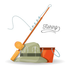 fishing equipment basic for catch