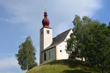 Lendorf, Kirche, Bichl, Hügel, Maria Bichl, Spittal an der Drau, Oberkärnten, Drautal, Dorf, Lurnfeld, Filialkirche, Feicht