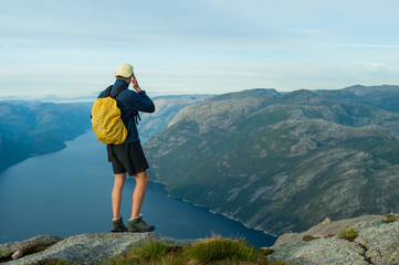 Norway is a country of landscapes and nature
