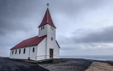 Kirche von Vik, Island