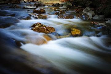 Long Exposure Cascade Brook