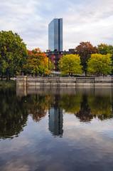 Boston Reflection
