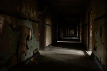 Krampnitz Kaserne abandoned military base in Germany