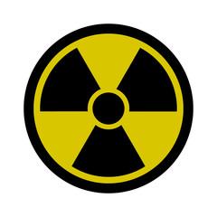 Radiation Sign - Nuclear Threat