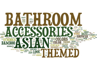 Search photos trend - Asian themed bathroom accessories ...