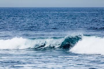 Wave in Ocean Background