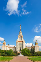 Lomonosov Moscow State University, Moscow