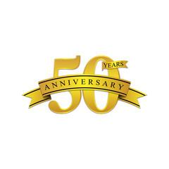 50 anniversary year gold