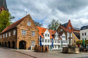 Flensburg-Nordermarkt
