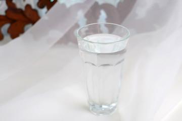 一杯のお水