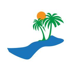 beach logo