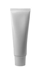white plastic tube