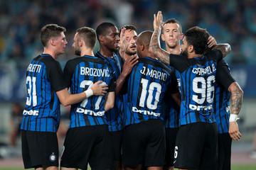 Inter Milan v Olympique Lyonnais - International Champions Cup China