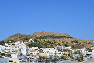 Insel Patmos in der Ostägäis