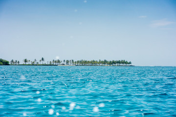 Paradisische Inseln in Guna Yala, San Blas Inseln, Panama