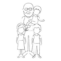 family with kids